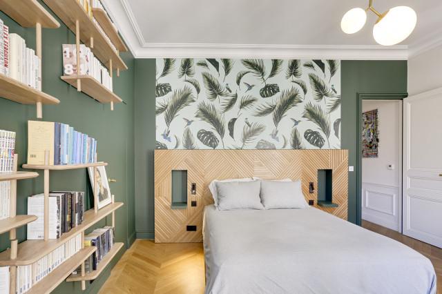 13 Idees De Tetes De Lit Multifonctions Pour Amenager Une Petite Chambre