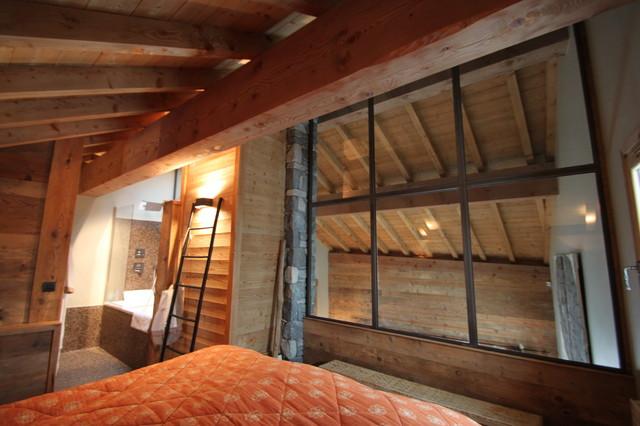 r novation d 39 un chalet m ribel. Black Bedroom Furniture Sets. Home Design Ideas