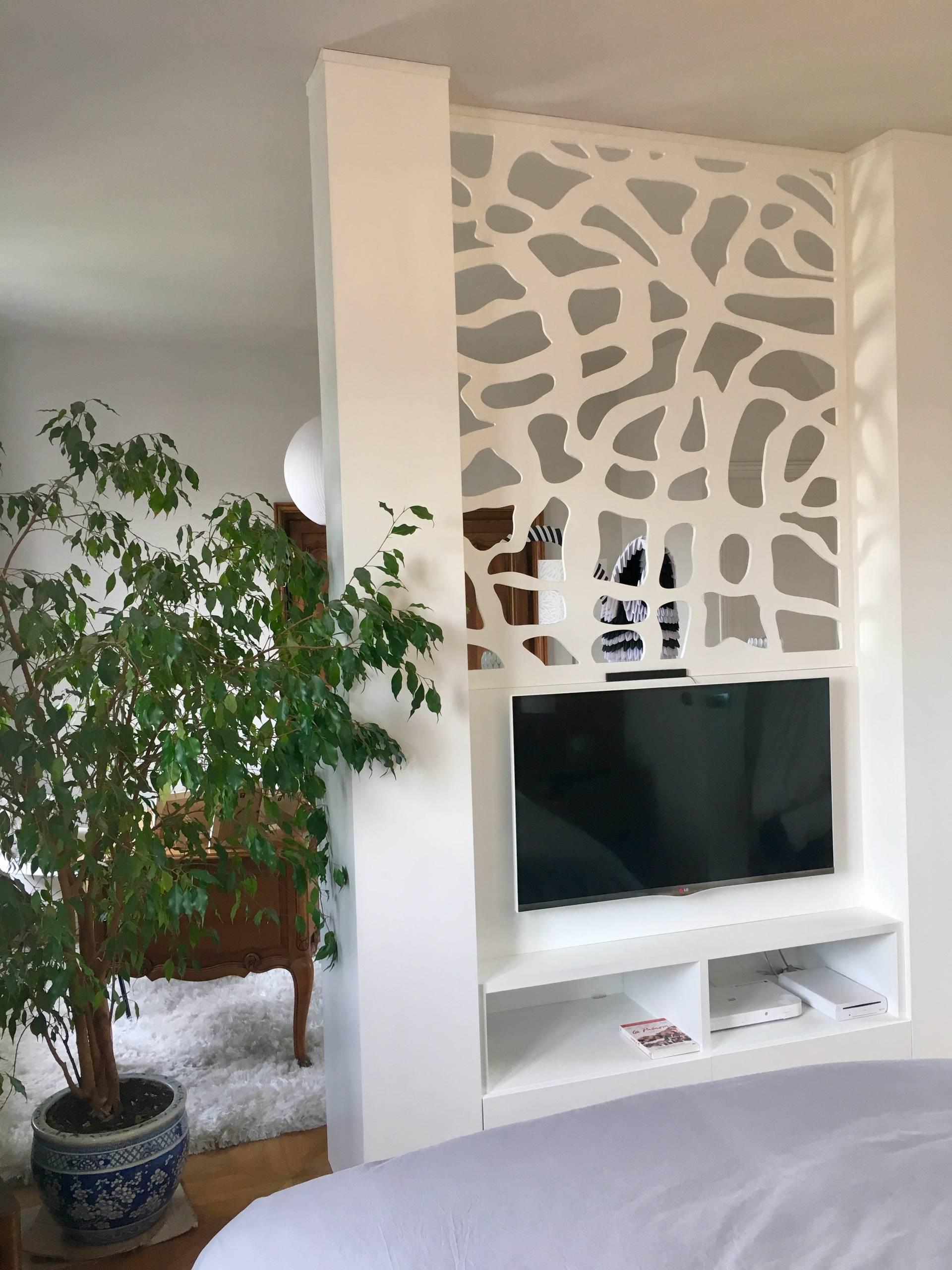 Rénovation d'une villa à Enghien-les-Bains