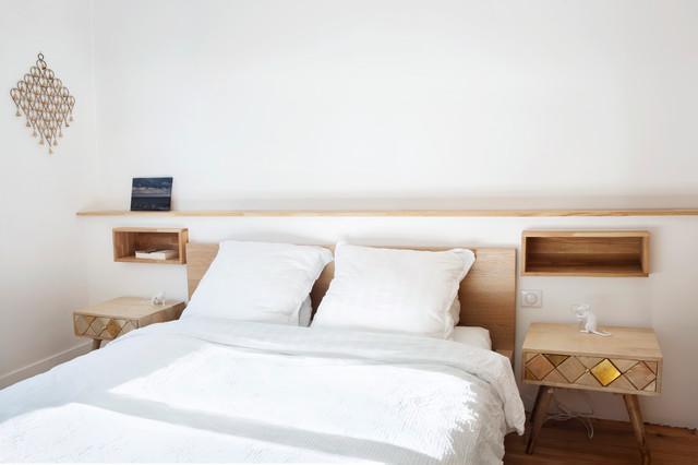 Suite parentale - Skandinavisch - Schlafzimmer - Toulouse ...