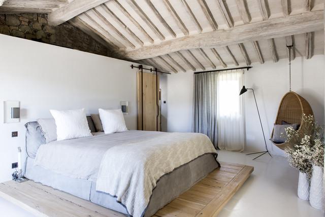 trasformare la camera da letto della casa vacanze in stile country ... - Camera Da Letto Stile Country