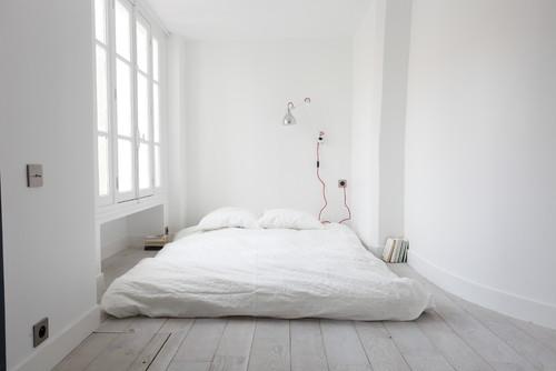 un petit loft charmant et cosy / a charming little apartment