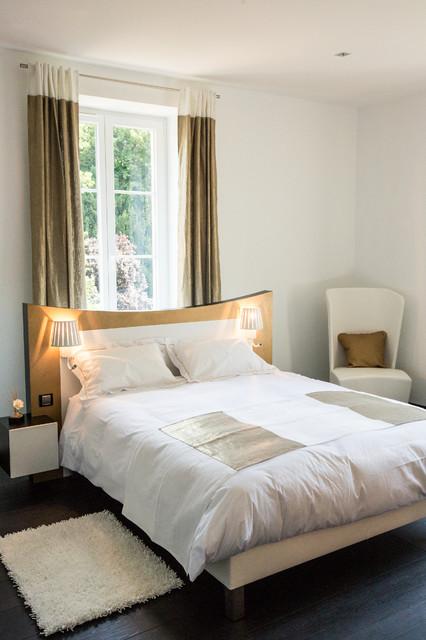 une d coration de chambre inspir e par klimt contemporain chambre strasbourg par a3design. Black Bedroom Furniture Sets. Home Design Ideas