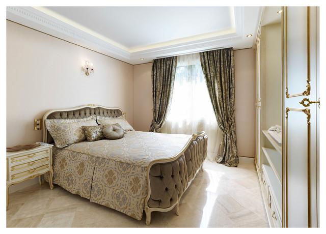 villa dell arte luxe staff et corniches contemporain chambre rennes par staff d cor. Black Bedroom Furniture Sets. Home Design Ideas