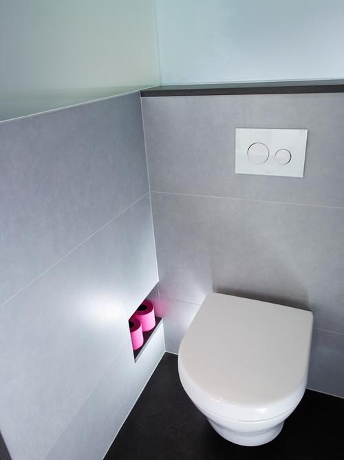 Creative Bathroom Refurbishment