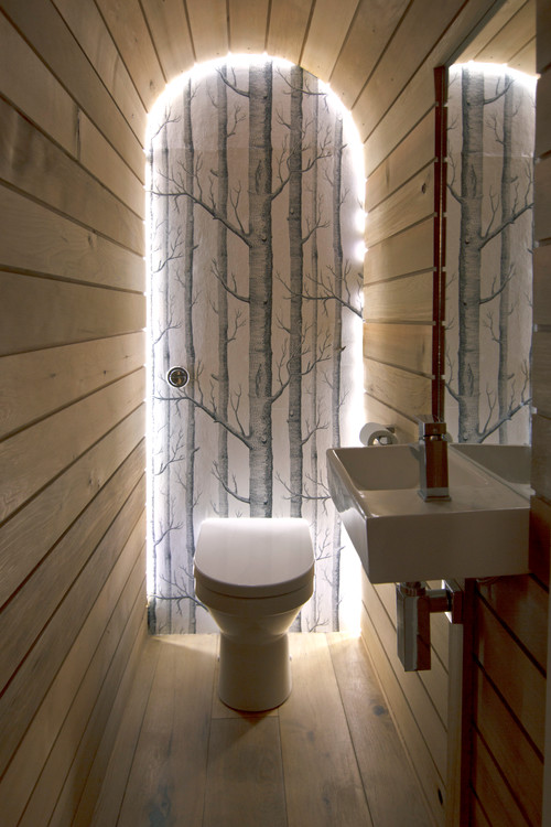 19 design ideas to inspire your cloakroom for Decoration wc