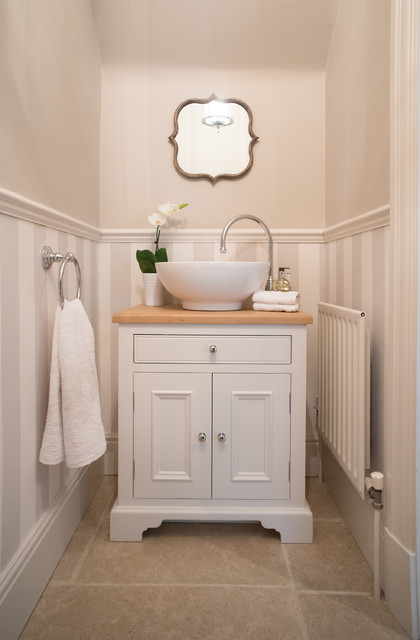 Neptune bathroom vanity cabinets - Traditional - Powder Room - Surrey - by Surrey Furniture ...