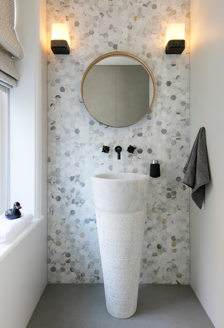 How Tiny Tiles Can Elevate Your Bathroom?s Style