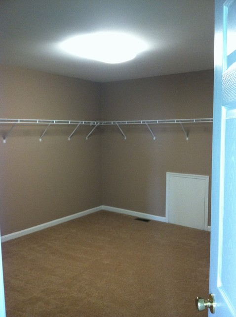 205 Brower Rd. traditional-closet