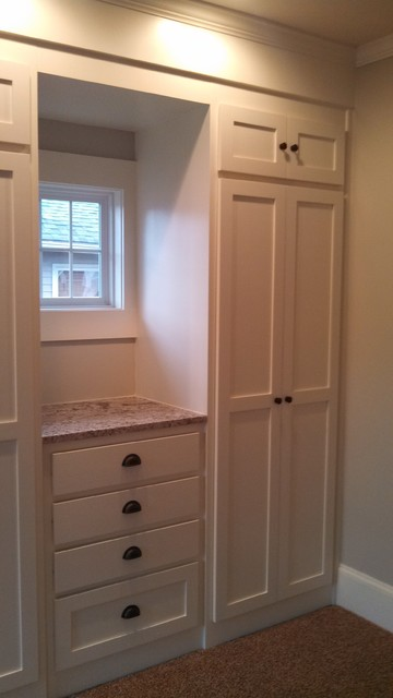 25 Rogers St - Master Suite Addition and Remodel Kirkwood - Atlanta, GA traditional-closet