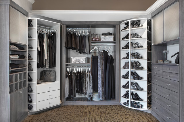 360 Organizer by Lazy Lee transitional-closet