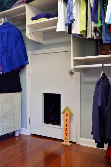 Alpharetta Bathroom Remodel eclectic-closet