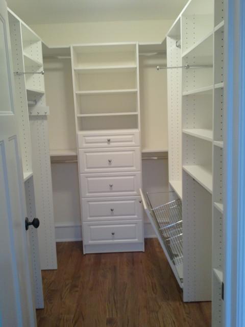 attic closet organization ideas - Amazing Space Custom Closets Traditional Closet new