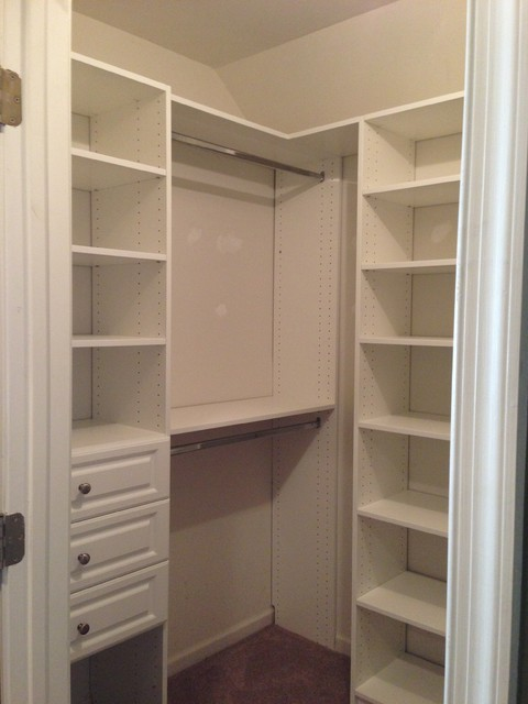 Amazing Space Custom Closets Nj Traditional Closet