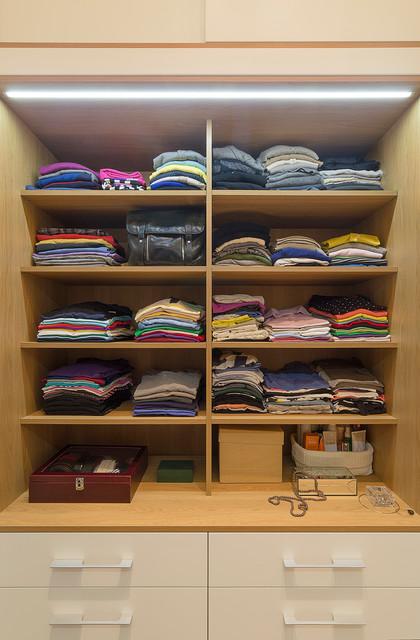Armarios Trucos De Experto Para Doblar Y Organizar Las Camisetas