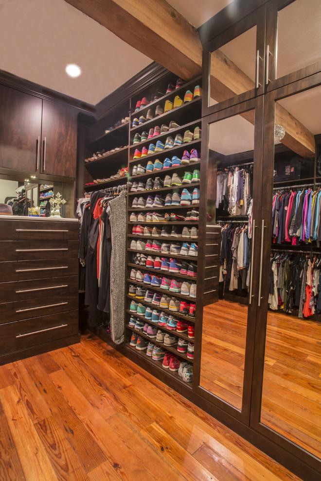 Athletes Closet Modern Closet New Orleans By