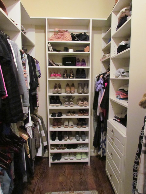 Atlanta Closet Walk In Closet 18 Traditional Closet Atlanta By Atlanta Closet Amp Storage
