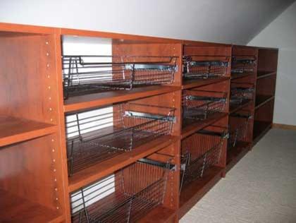 Baskets Eclectic Closet
