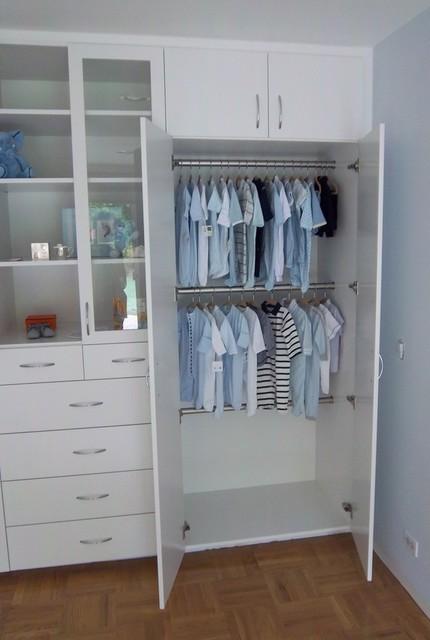 Bedroom Cabinets - Modern - Closet - santa barbara - by Closet ...
