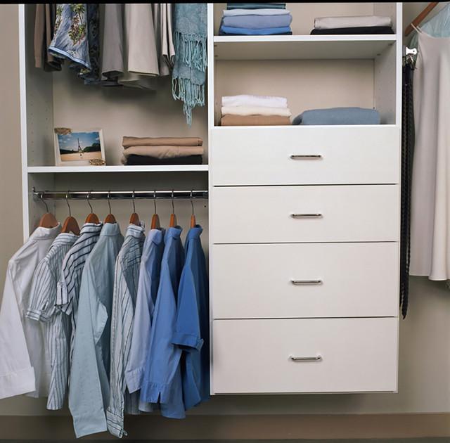 Bedroom Closets Amp Organizers