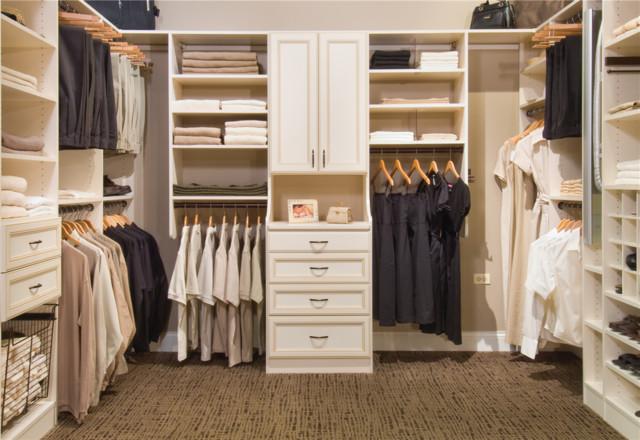 bedroom closets organizers