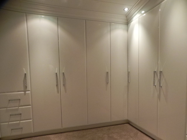 Bedroom cupboards - Contemporary - Closet - Other - by Personal Touch Cabinets