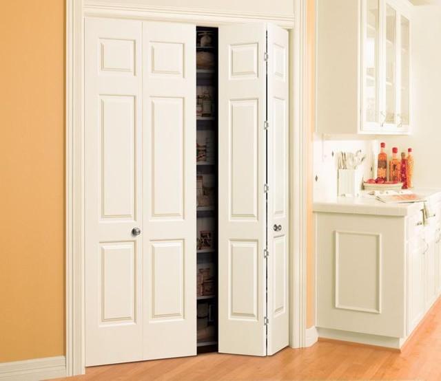 Bifold Doors Tropical Wardrobe