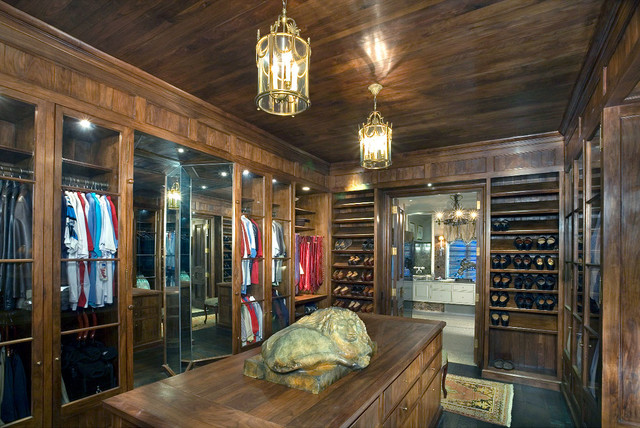 Bill Truitt Woodworks Rustic Closet Charlotte on hunting lighting fixtures