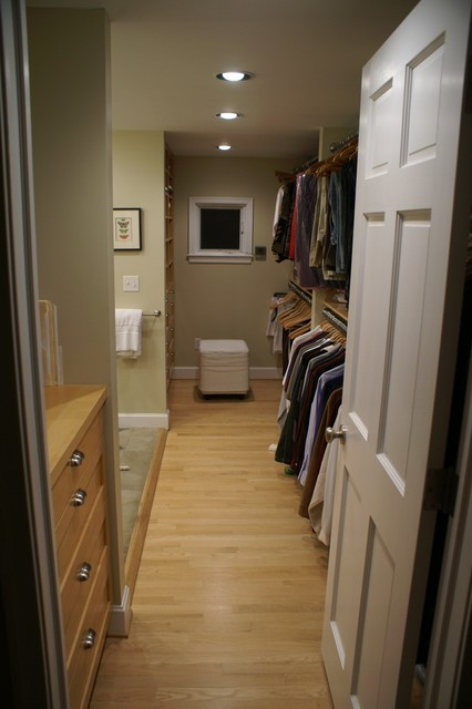 Birmingham Mi Master Closet Bath Combination