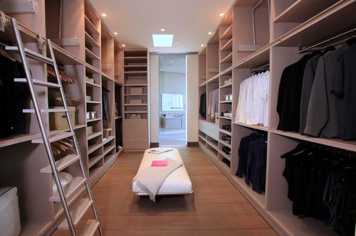 Contemporary Closet By Los Angeles Interior Designers Decorators Josh Brown Design