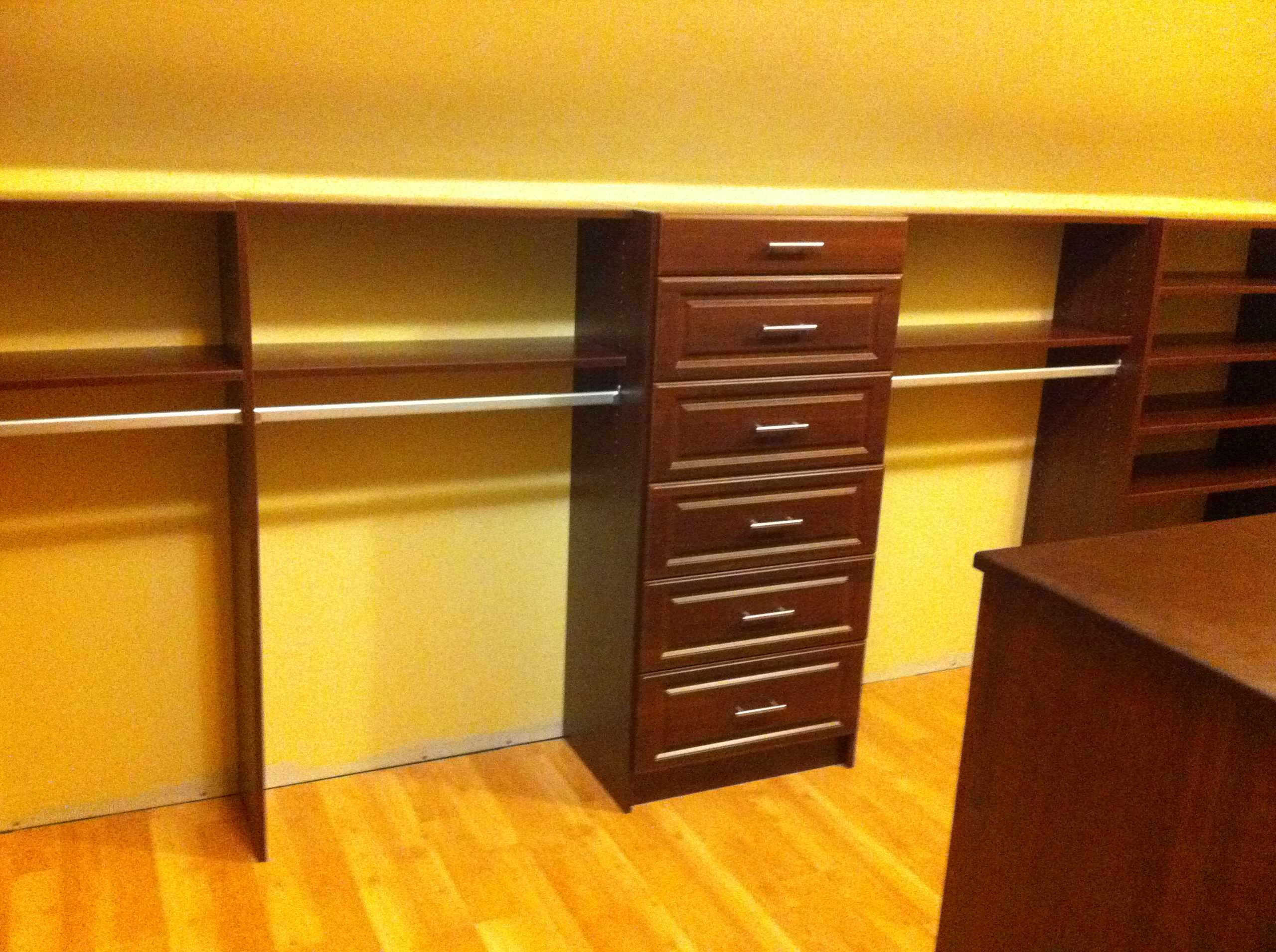 Bonus Room conversion to walk in closet - Spartanburg, SC
