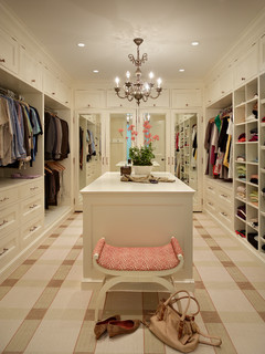 Broadmoor Residence - Traditional - Closet - Seattle - by Stuart Silk Architects | Limited PS