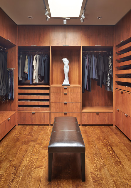 Brook Bay contemporary-closet