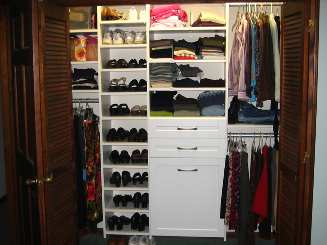 California Closets Stephanie Bonini contemporary closet