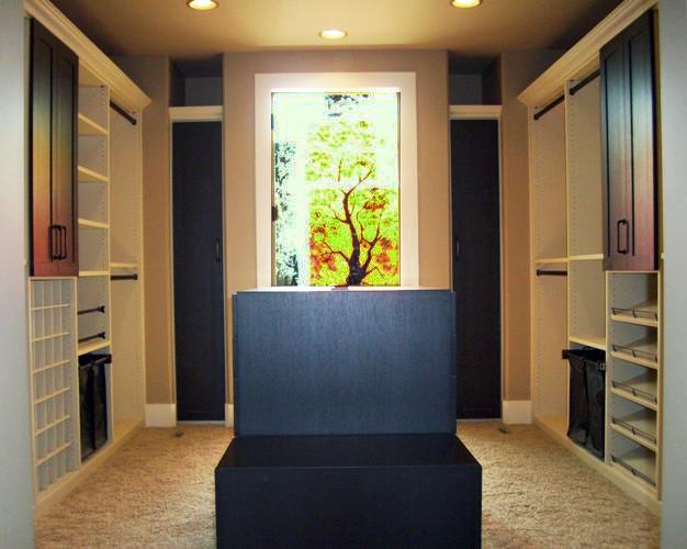 California Closets Walk-ins closet