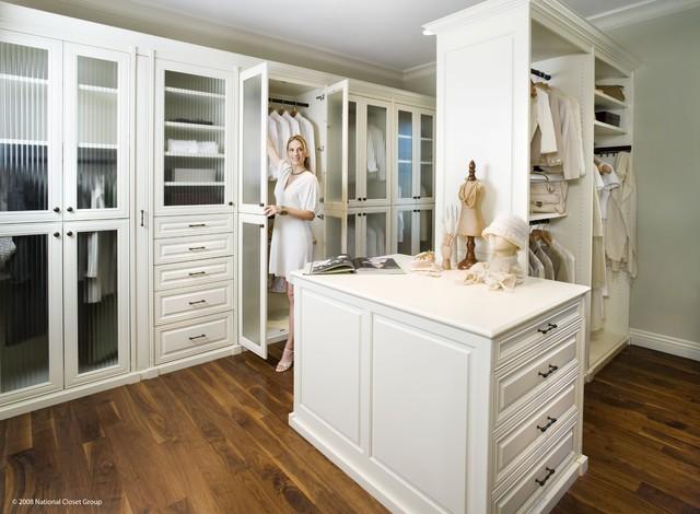 Capitol Closet Design traditional-closet