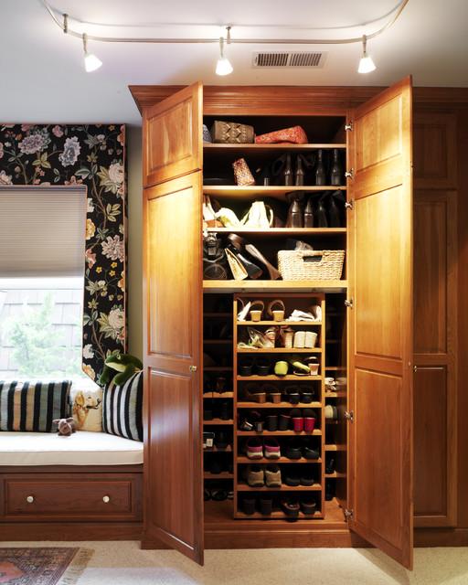 Case Design/Remodeling, Inc. traditional-closet