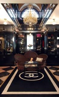 Chanel Themed Closet
