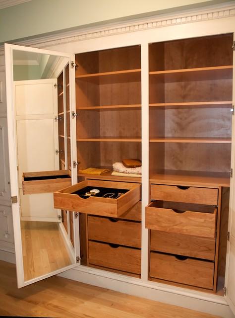 Closet   Traditional Closet Idea In Boston