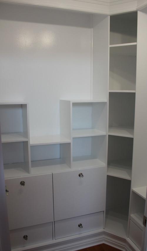 Closet Renovations