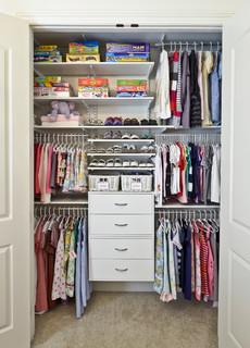 Children's Closets - Traditional - Closet - Cincinnati - by Organized Living