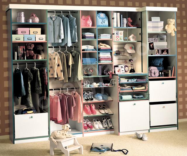 Childs Closet eclectic-closet