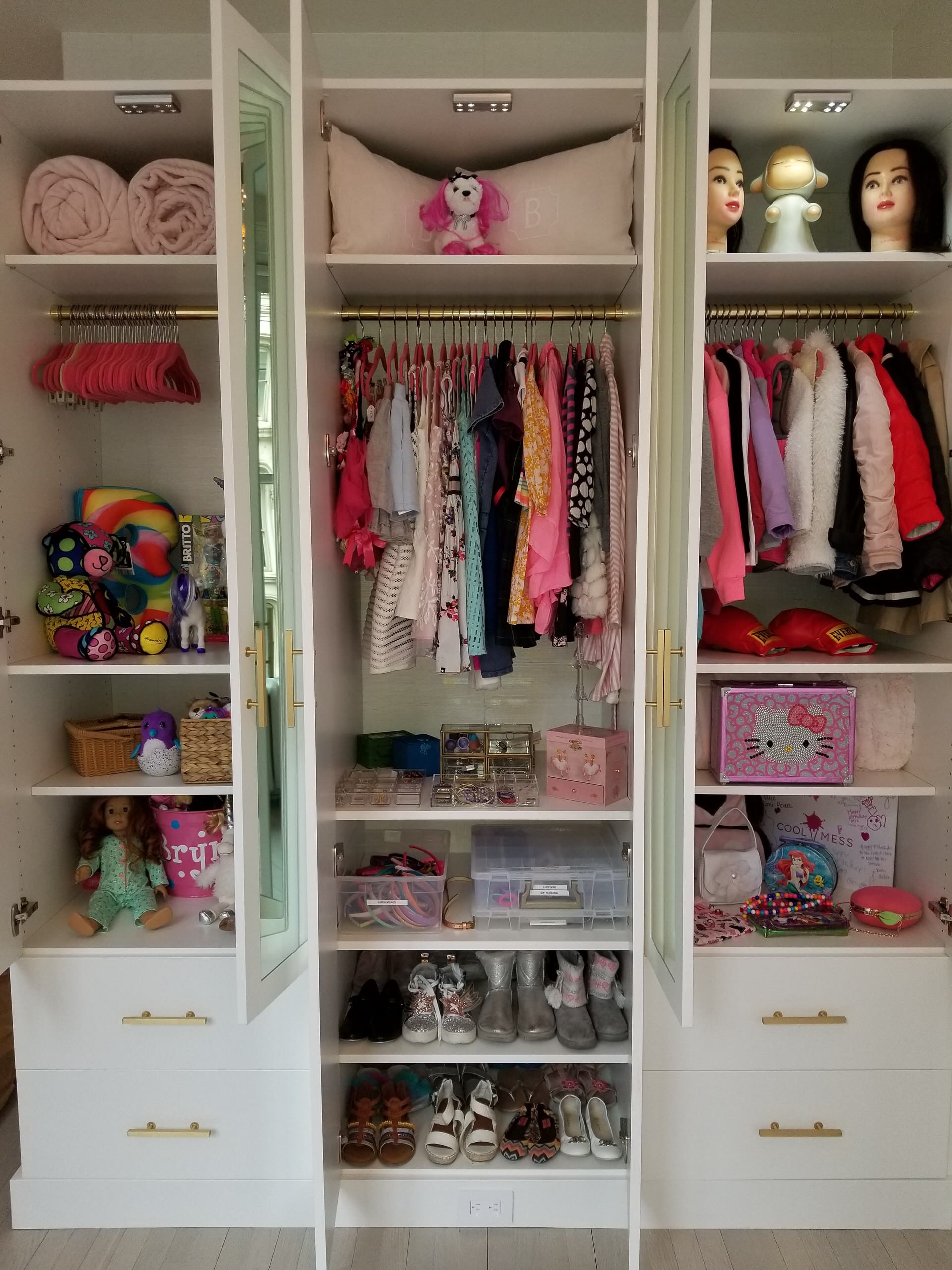 Childs Wall Unit