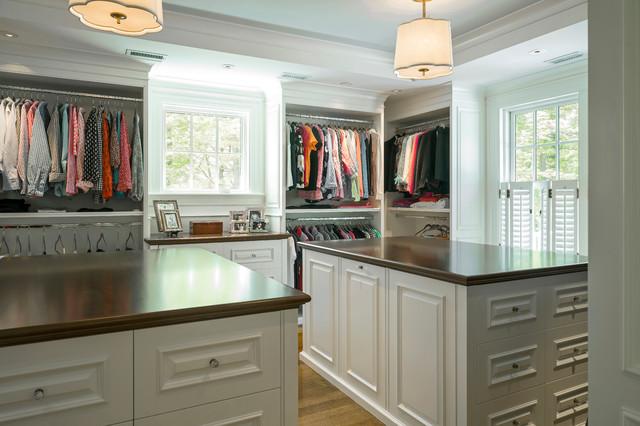 Classic Elegance traditional-closet