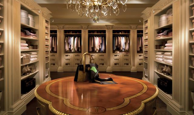 Clive Christian British Luxury Interiors Traditional Wardrobe