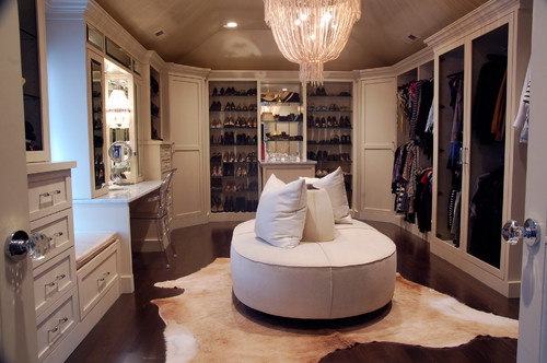 Walk In Wardrobe stunning walk-in wardrobes will make you green with envy…and every