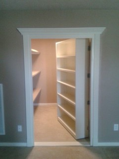 Closet - Traditional - Closet - Houston - by Bjork Remodeling