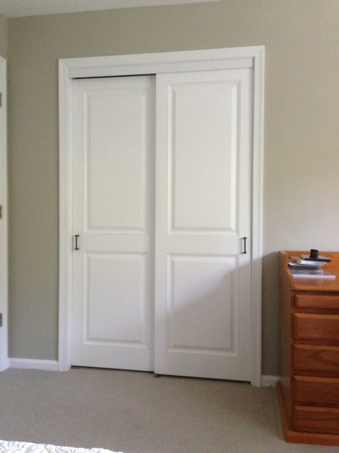Closet Doors Traditional Closet Philadelphia By Kestrel Shutters Amp Doors