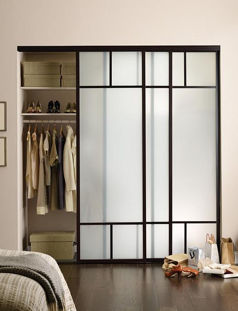 Closet Doors contemporary-closet