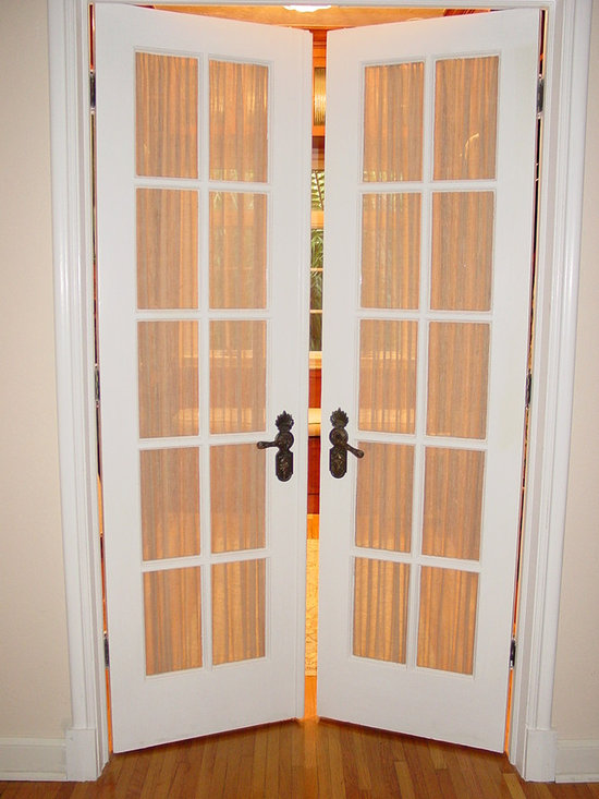 French doors storage closets design ideas pictures for Closet door ideas